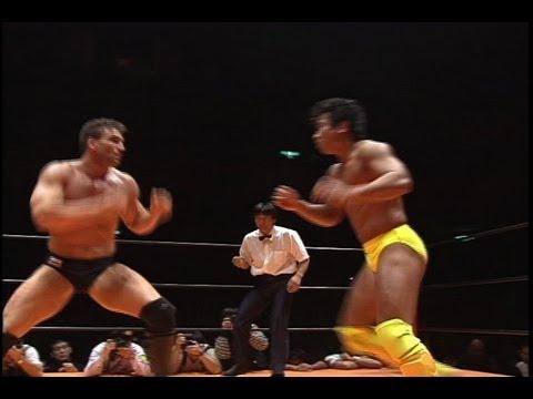 Manabu Yamada vs Wayne Shamrock 1994.12.17 KING OF PANCRASE TOURNAMEN FINAL
