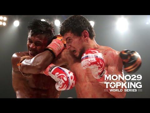 TK4 Finals : Buakaw Banchamek VS Khayal Dzhaniev (Full Fight HD)