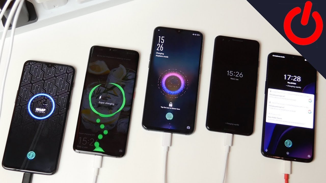 What is reverse charging and which phones have it?