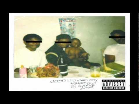 Kendrick Lamar - Art Of Peer Pressure - Good Kid m.A.A.d City *Kailez*