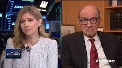 Fmr. Fed chairman Alan Greenspan on US economy