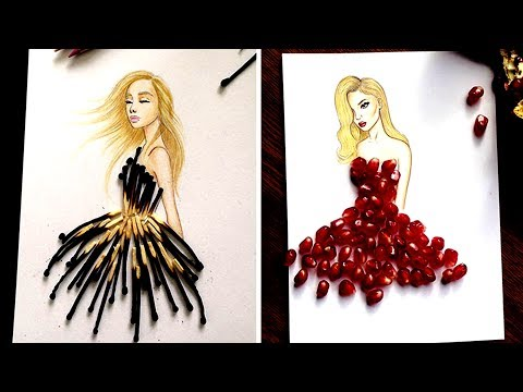 most creative objects dresses designs you never seen creativehacks