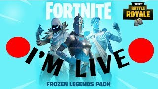 GRINDING SOLO ARENA WHILE MECHS ARE OUT OF THE GAME #FORTNITE ! CODE
