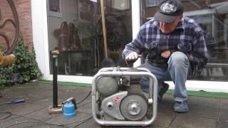 Stirling motor Philips