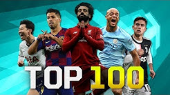 Top 100 Unforgettable Goals of the Year 2019