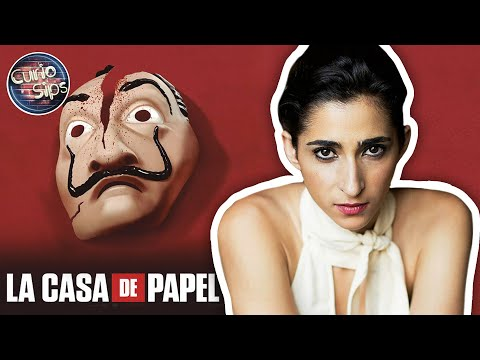Why Nairobi had to leave Money Heist?!