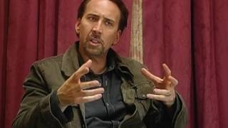 Download Video Nicolas Cage Interview for 'Seeking Justice' (2011) MP3 3GP MP4