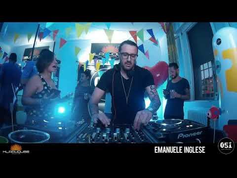 Emanuele Inglese live Boiler Room @ 051 Party Bologna