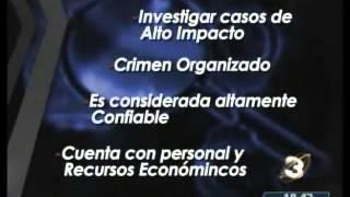 Expediente Telediario / Reportaje CICIG 4 de 4