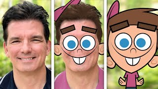 Live Action Fairly OddParents Scene (in VR180!)| Butch Hartman