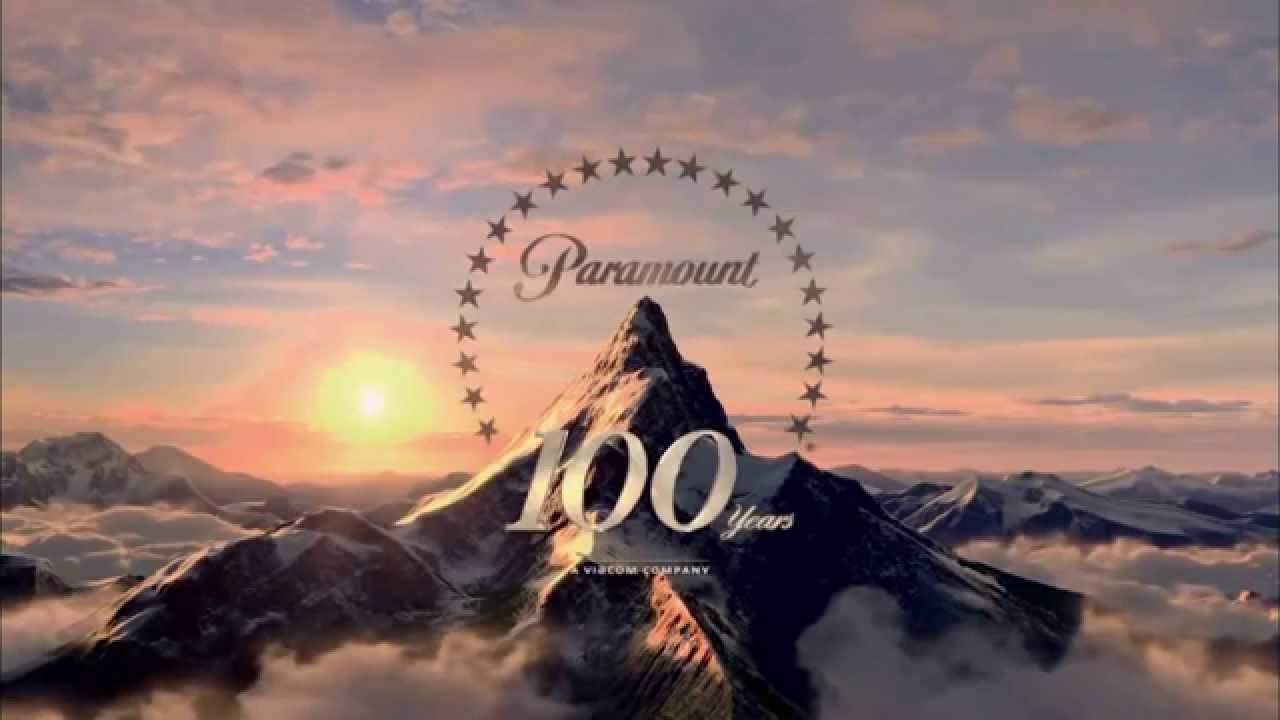 paramount pictures 100th anniversary with old fanfare