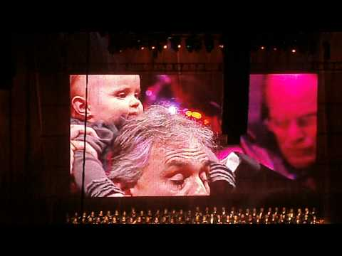 Andrea Bocelli in NYC Dec. 5, 2012
