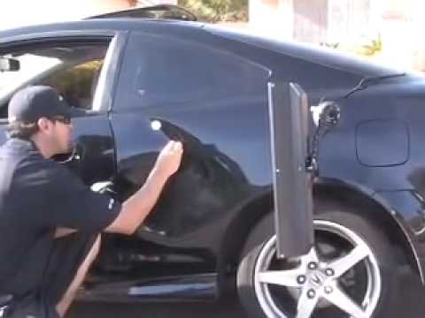 Big Dent Repair San Diego Paintless Dent Removal Glue