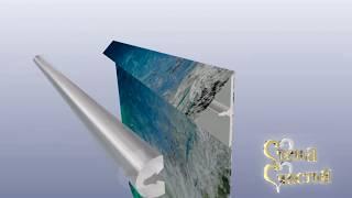 видео Виды потолков в деревянном доме: из натурального и синтетического материала