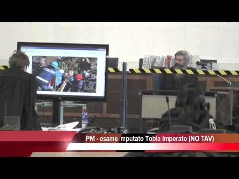 Processo #notav aula bunker: la parola agli imputati. 7 marzo 2014