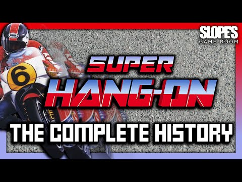 Super Hang On: The Complete History - SGR