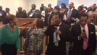 "The Doss Singers of Springfield IL ""Ill Make it"" Tribute to"