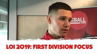 Meet the League of Ireland First Division 2019 contenders
