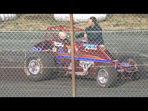 Richard Forsberg interview @ Petaluma Speedway 9-3-18