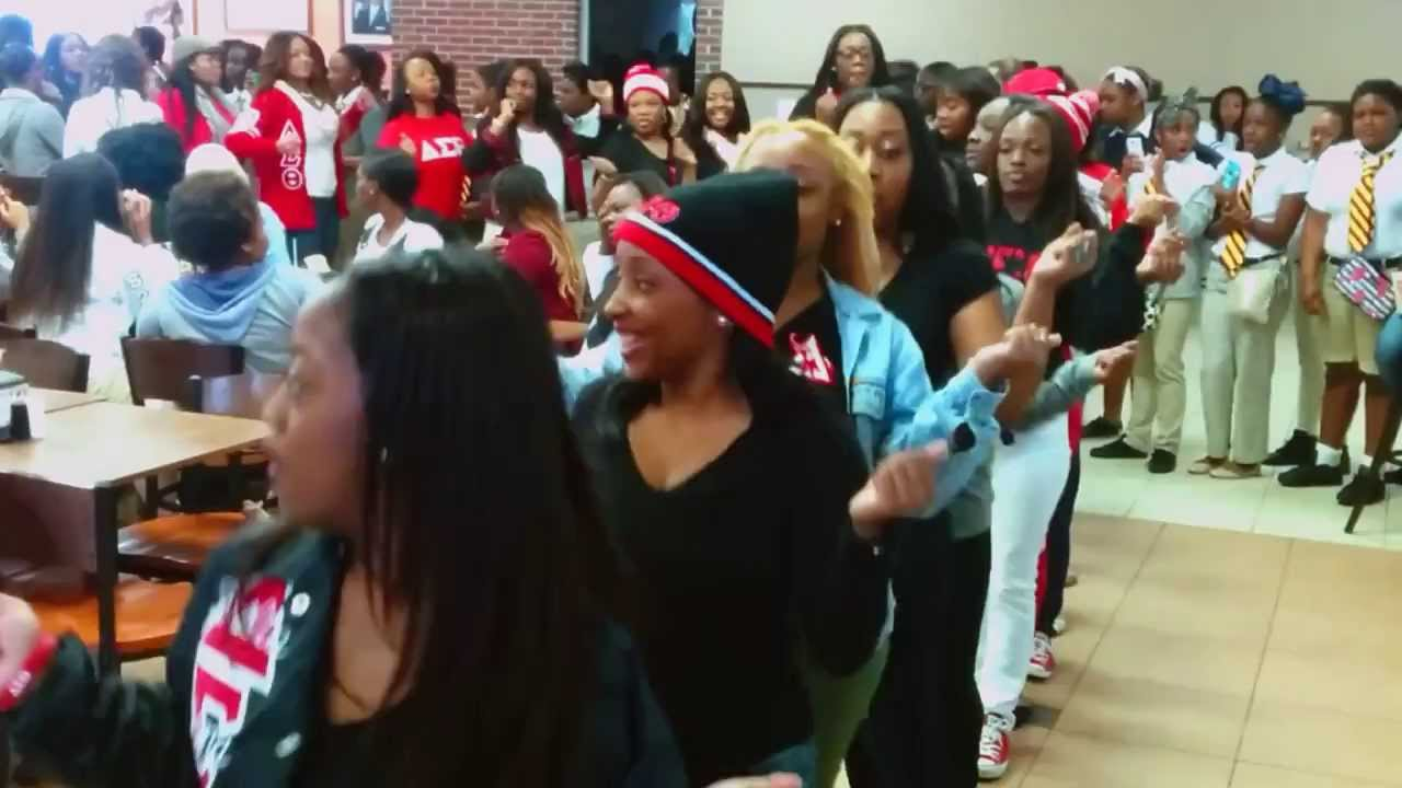 why i want to become a delta sigma theta Origins the delta sigma theta sorority was founded at howard university in 1913 by 22 female african-american college students originally an extension of the alpha kappa alpha sorority, members of delta sigma theta hoped to establish a more singular, politically-minded and politically-active group.