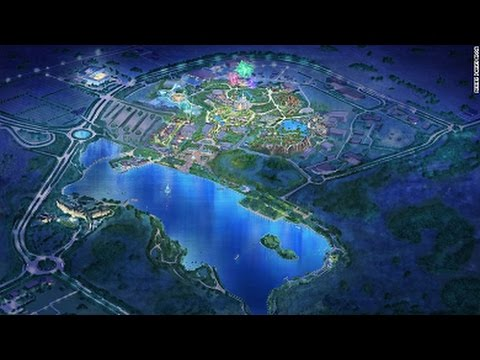 Shanghai Disney Resort, China