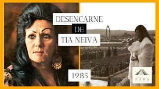 A Morte/Desencarne de Tia Neiva (Vale do Amanhecer) ☾➹ - Globo Reportagem