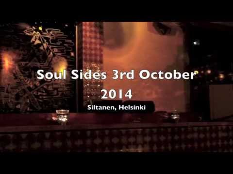 Soul Sides club 3rd October 2014 @ Siltanen, Helsinki