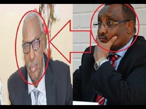 Madaxda Maamulada Somalia Oo isku Dhacay Xaaf iyo Gaas Oo Is Khilaafay
