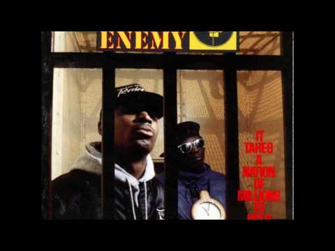 Public Enemy - Rebel Without A Pause - 1988