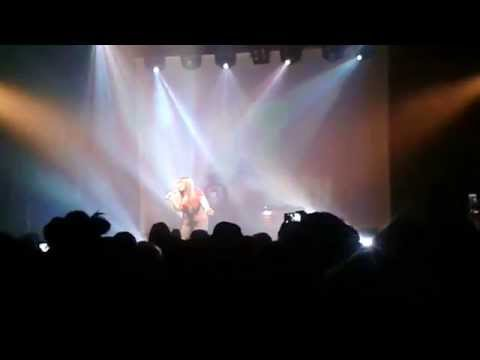 Nivea '25 Reasons' live performance at KOKO London