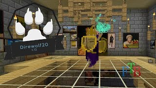 Direwolf20 1.12 | Lich King Twilight Forest | #7 (Modded Minecraft 1.12.2)