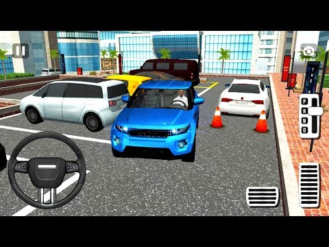 Master of Parking SUV #8 level 92-99 - Android gameplay