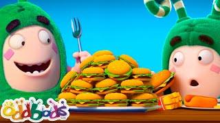 ODDBODS   Best Of Oddbods #6   Cartoon For Kids