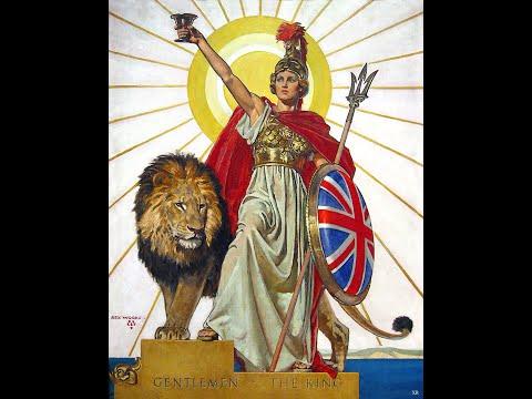 The Grand Aul' Dame Britannia