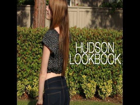Hudson Jean Lookbook