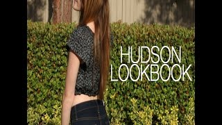 Hudson Jean Lookbook Thumbnail
