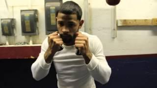 Basic Strength Training for Boxing