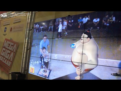 Asias First 4D Augmented Reality Experience