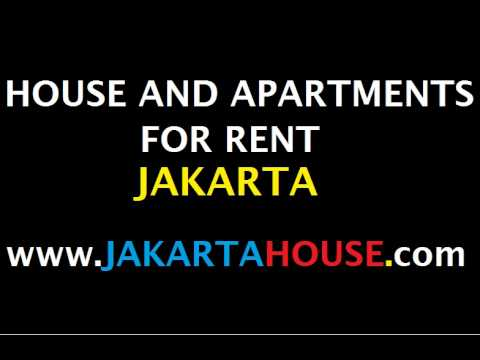 Apartments And House in Jakarta For Rent