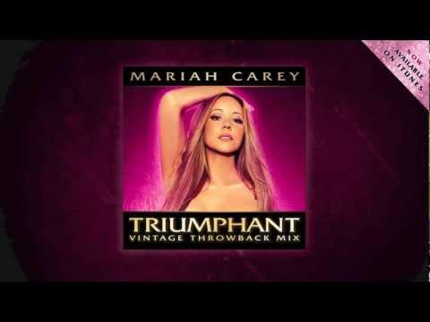 Mariah Carey  Triumphant Vintage Throwback Mix