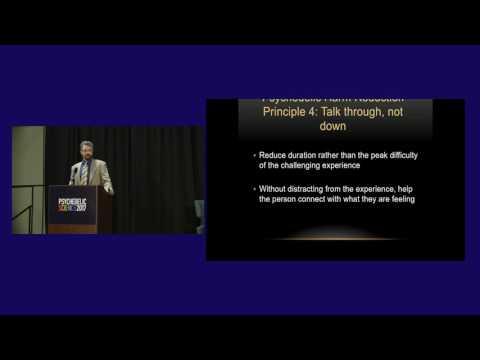 "Darrick May: Examining ""Bad Trips"" on Psilocybin - Positive & Negative Consequences"