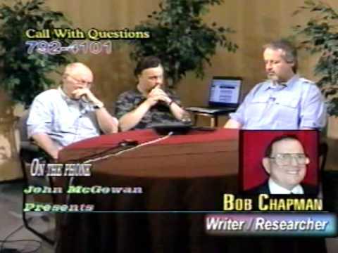 JMP: Bob Chapman 9-04-2009