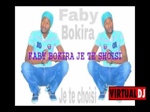 Faby Bokira   Je te choisi   CLIP AUDIO  2017