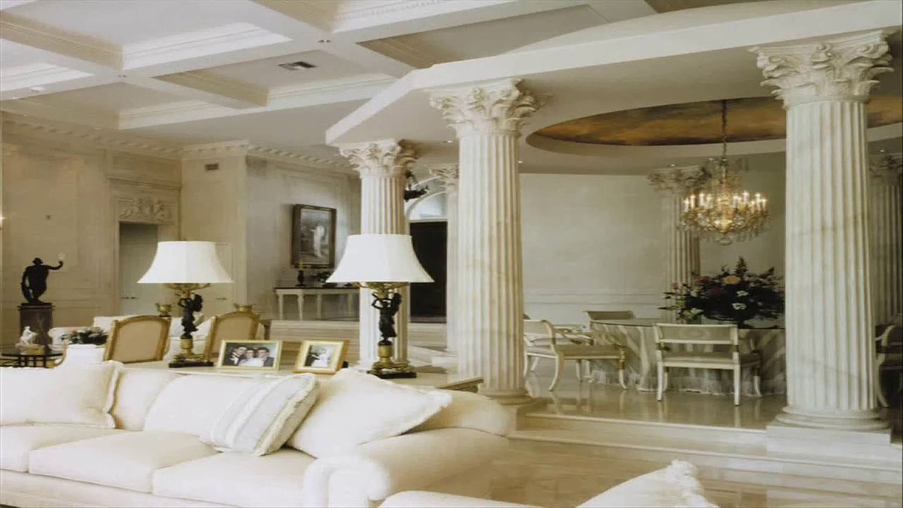 Pictures of columns in living room youtube - Pictures of columns in living room ...