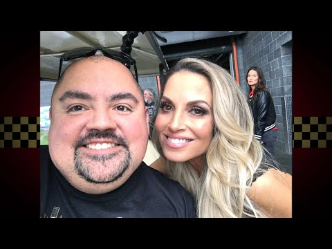 Trish Stratus and more are sighted during Gabriel Iglesias' WrestleMania Express