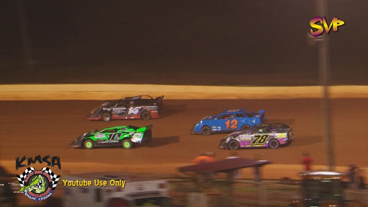 KMSA Mini Stocks | Smoky Mountain Speedway | June 17 , 2017