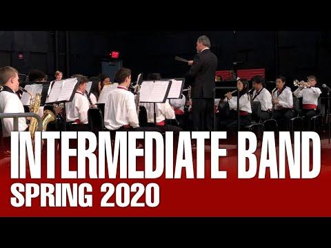 La Paz Intermediate Band - Spring Concert 2020