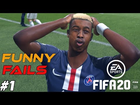 Fifa 20 Ultimate Team Funny, Fails and goals compilation