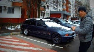 День в Москве : забираю Lexus NX 300 на тест [4k/UHD]