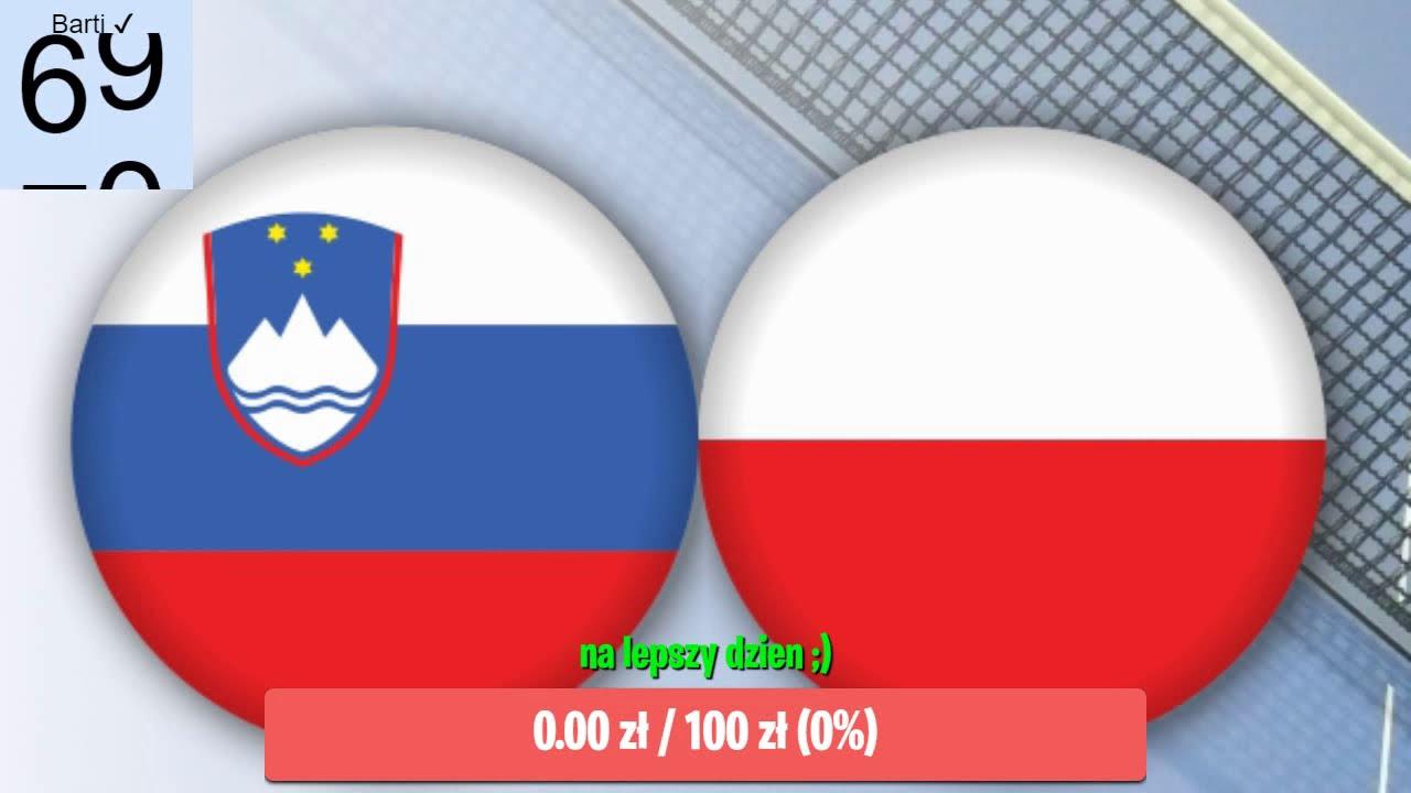 Eliminacje Euro 2020: Słowenia – Polska w TVP [transmisja tv, live, online, stream] audio